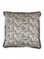 Подушка из хлопка с узором 40 x 40 Missoni  –  Обтравка2