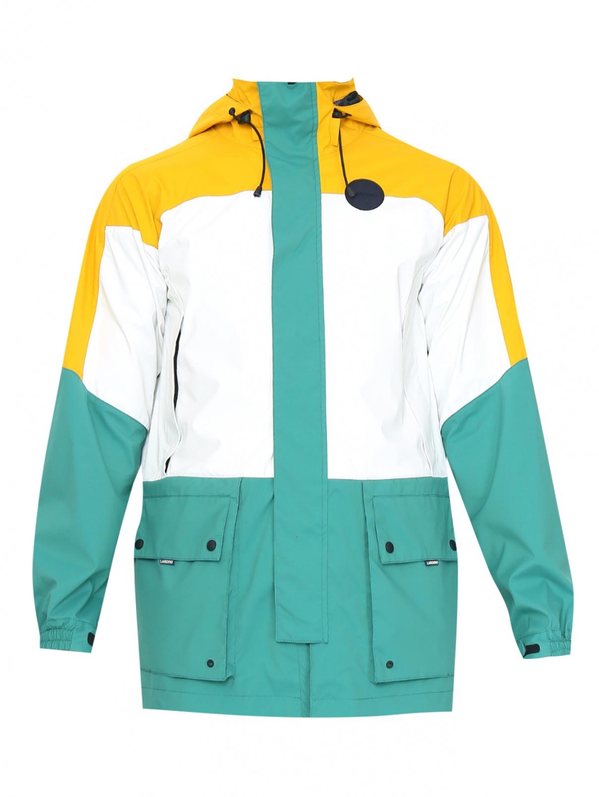 Куртка на молнии LARDINI  –  Общий вид