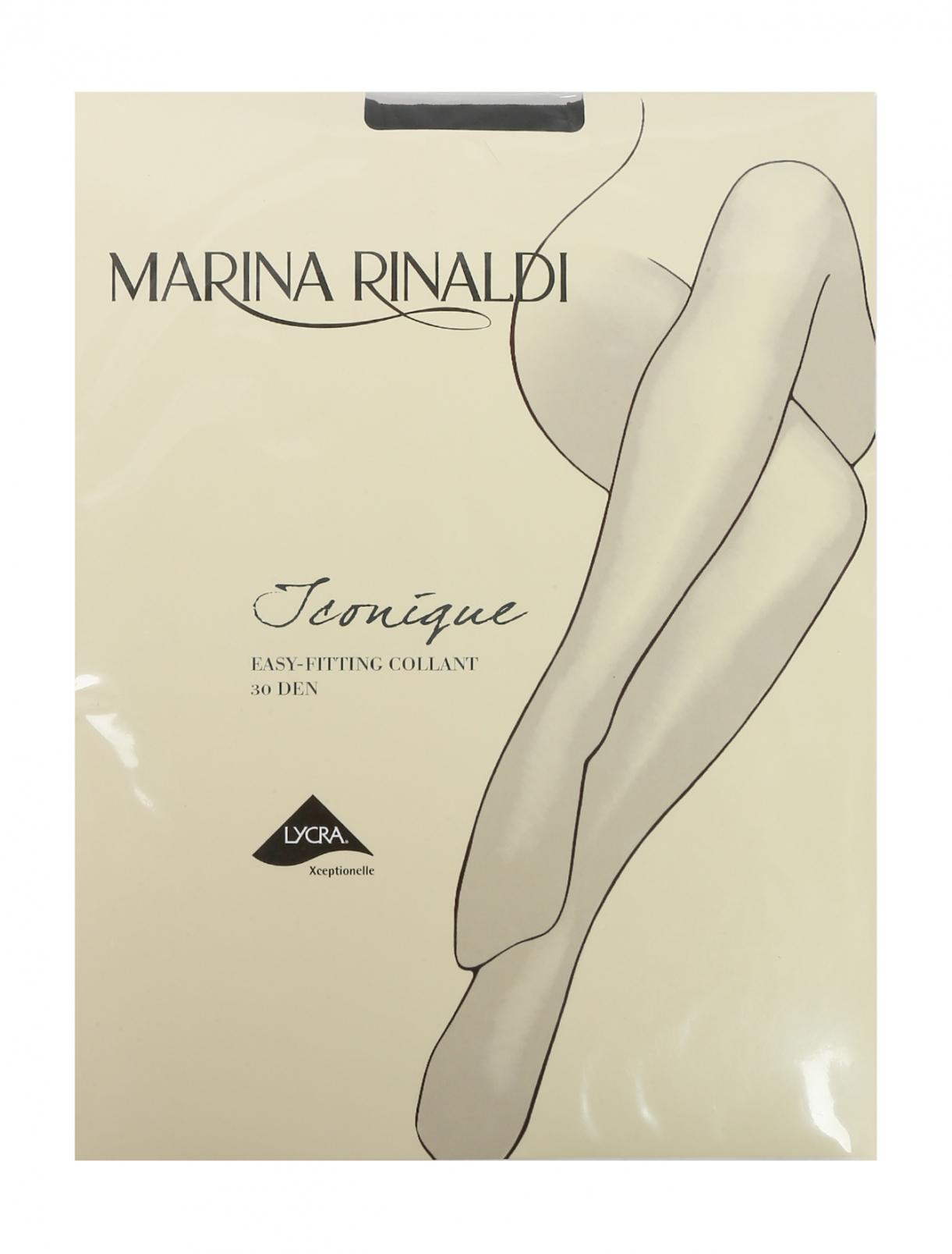 Однотонные колготки 30 den Marina Rinaldi  –  Общий вид