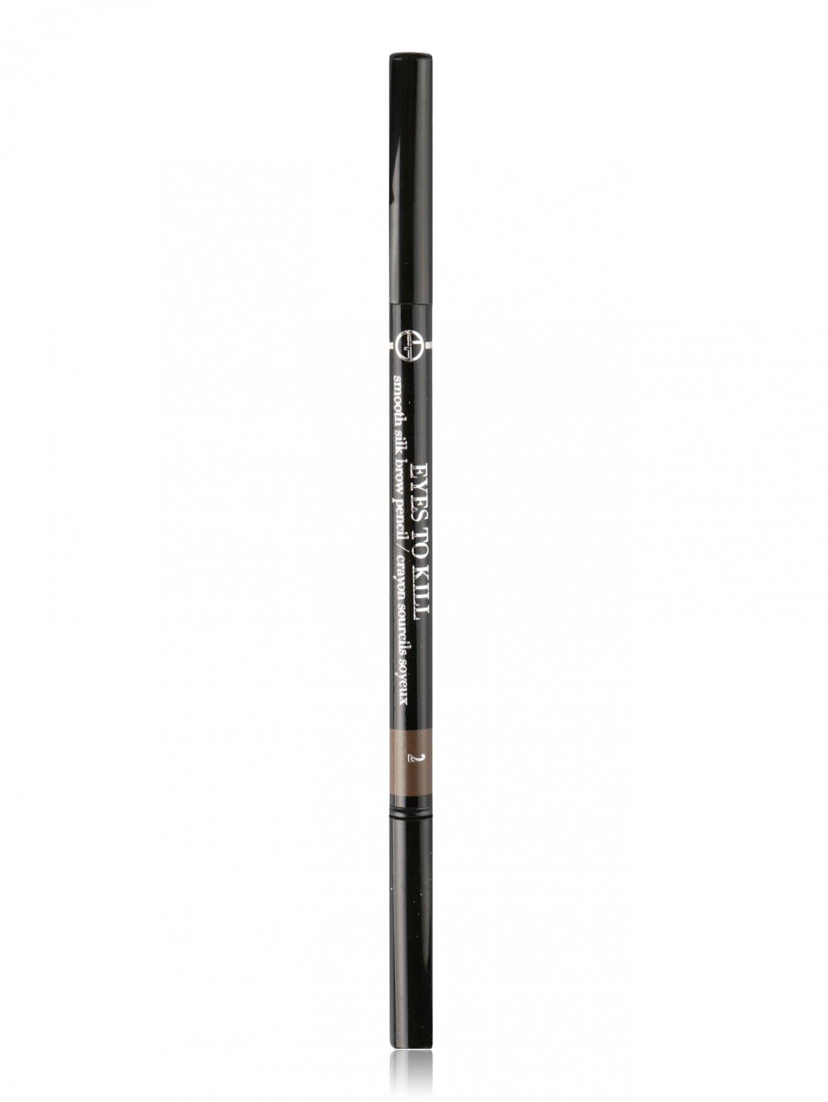 Карандаш для бровей оттенок - 2 SMOOTH SILK Giorgio Armani  –  Общий вид