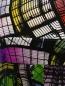 Платье-футляр из шелка с абстрактным узором Jean Paul Gaultier  –  Деталь1