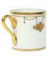 Кофейная чашка с узором Richard Ginori 1735  –  Обтравка1