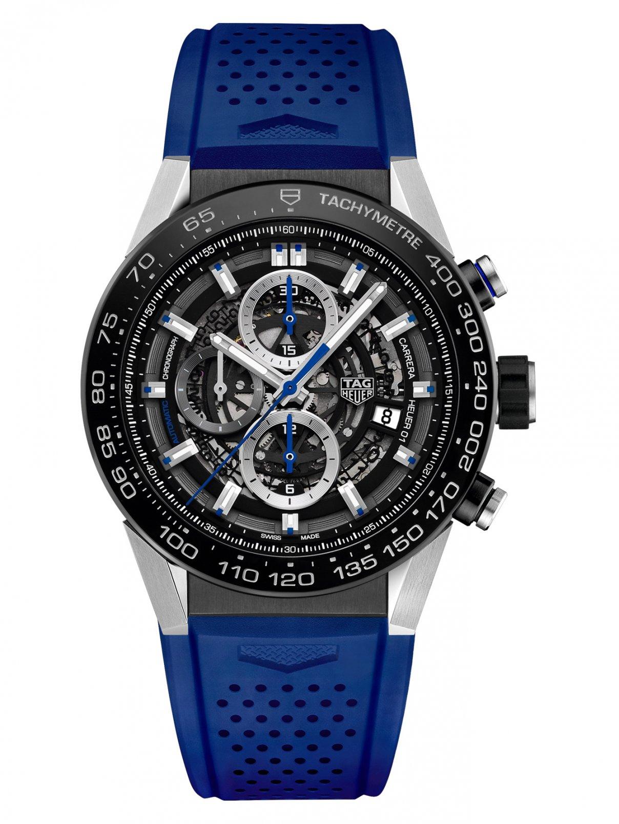 Часы CAR2A1T.FT6052 Carrera TAG Heuer  –  Общий вид
