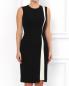 Платье-футляр с контрастной вставкой Etro  –  Модель Верх-Низ