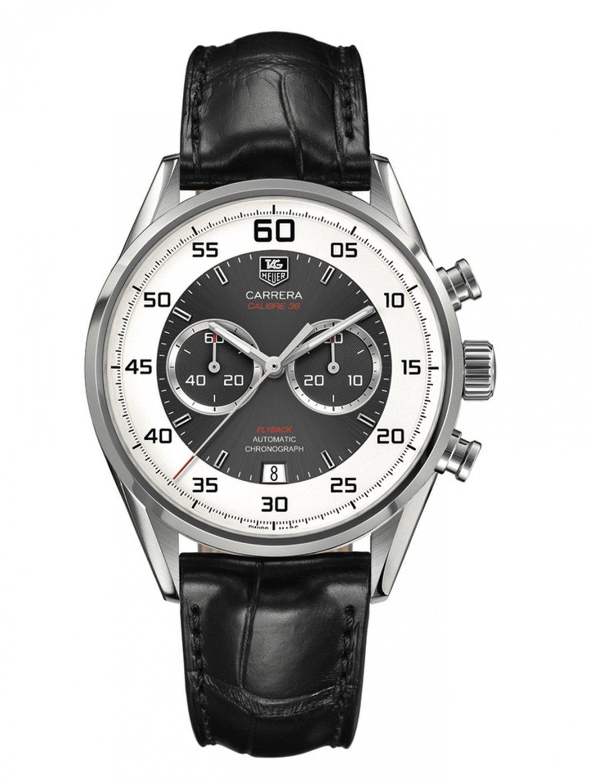 Часы CAR2B11.FC6235 Carrera TAG Heuer  –  Общий вид