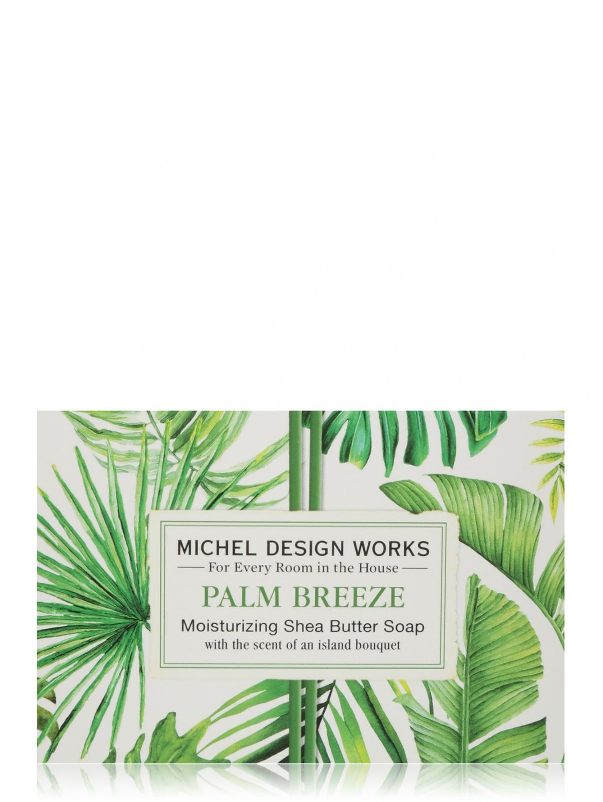 Мыло в подарочной коробке Palm Breeze 127 г MichelDesignWorks  –  Общий вид