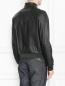 Куртка из кожи Fontanelli  –  МодельВерхНиз1