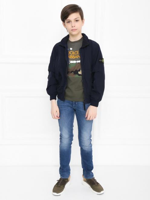 10008956bd0e Купить брендовые модные пальто и куртки для мальчиков 2019 года в ...