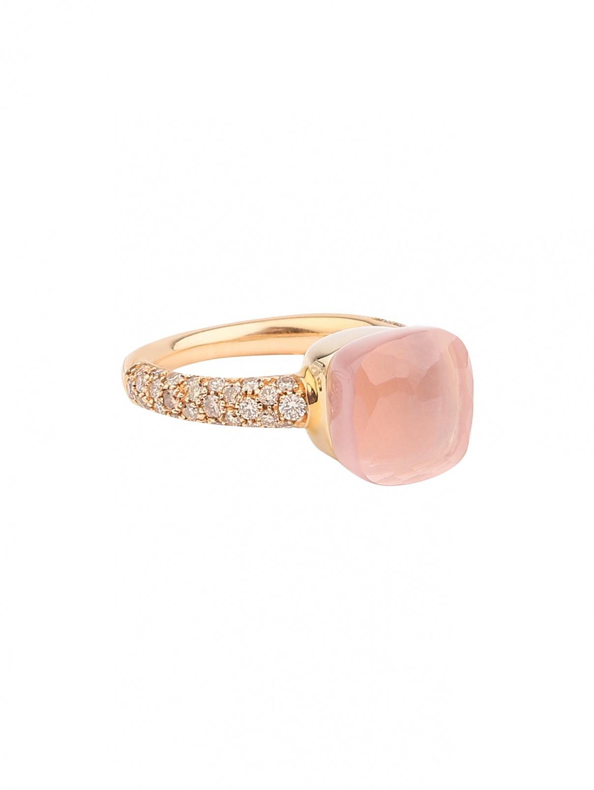 Кольцо с бриллиантом Pomellato  –  Общий вид