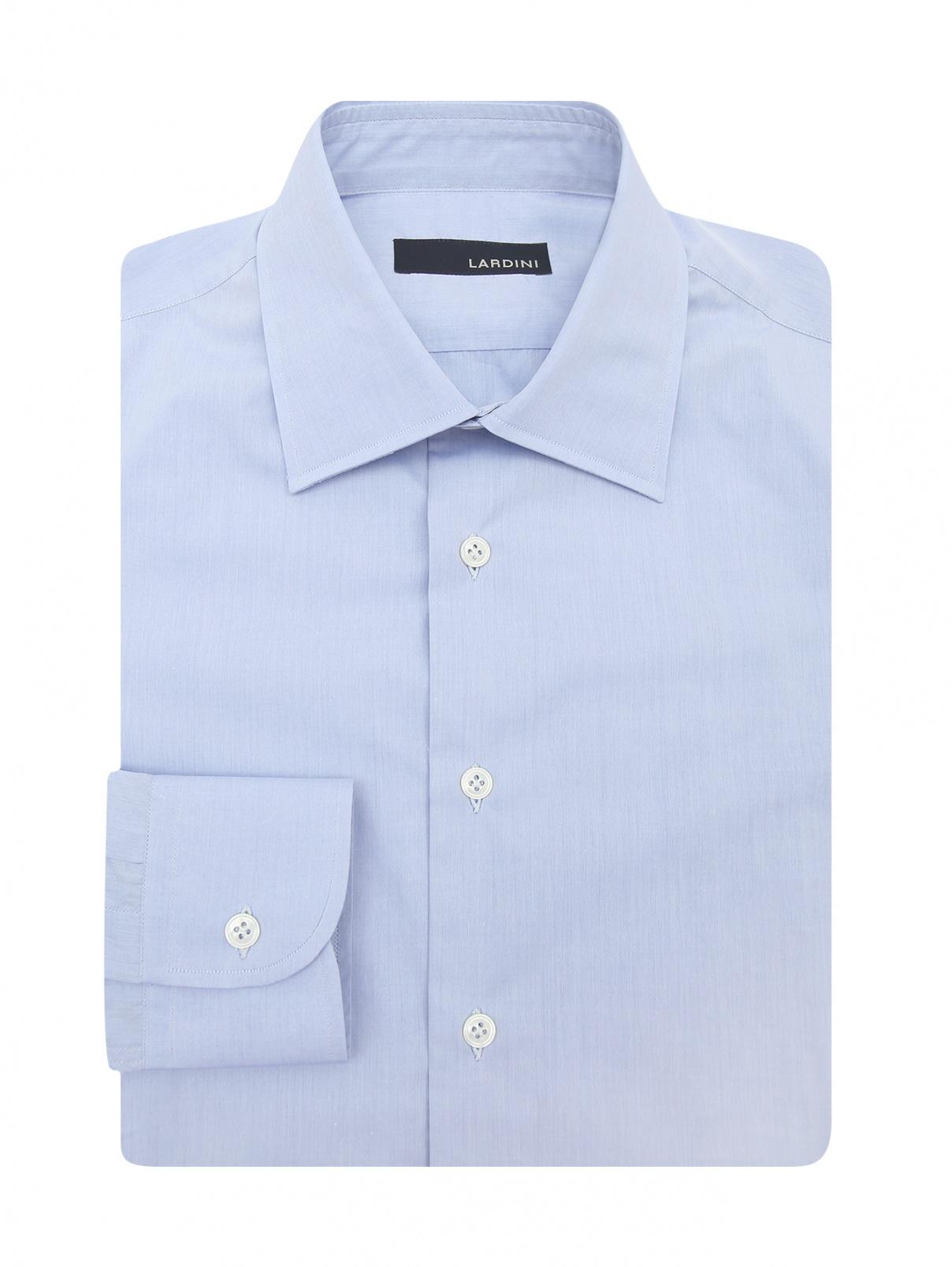 Рубашка из хлопка LARDINI  –  Общий вид
