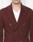 Двубортный пиджак из хлопка Barena  –  МодельОбщийВид1