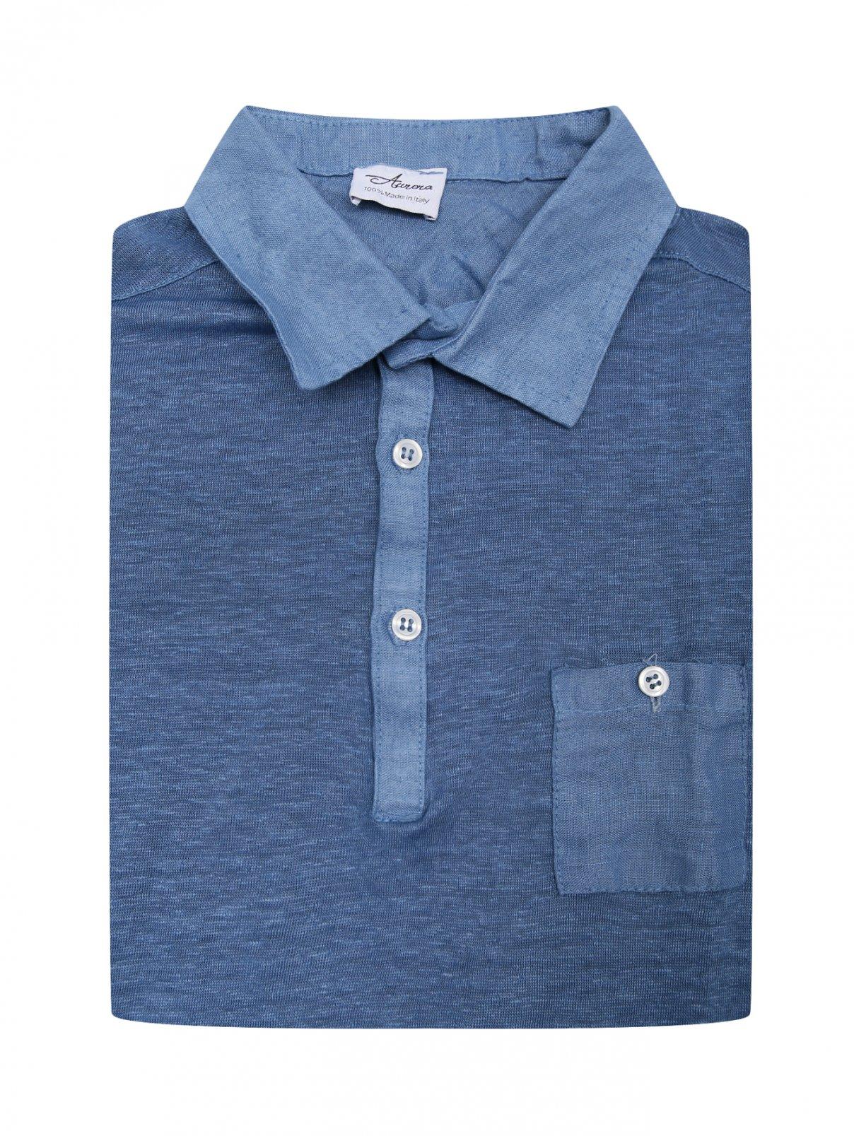 Рубашка из льна Aurora  –  Общий вид