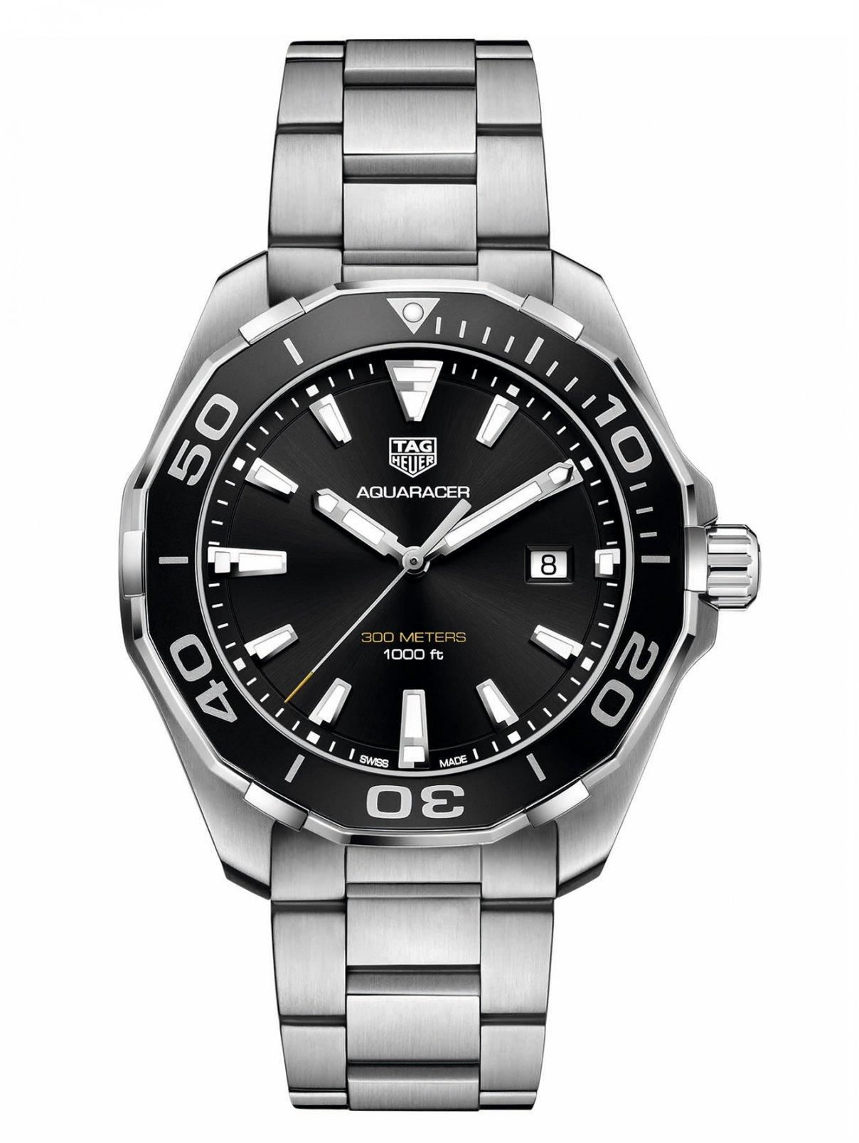 Часы WAY101A.BA0746 Aquaracer TAG Heuer  –  Общий вид