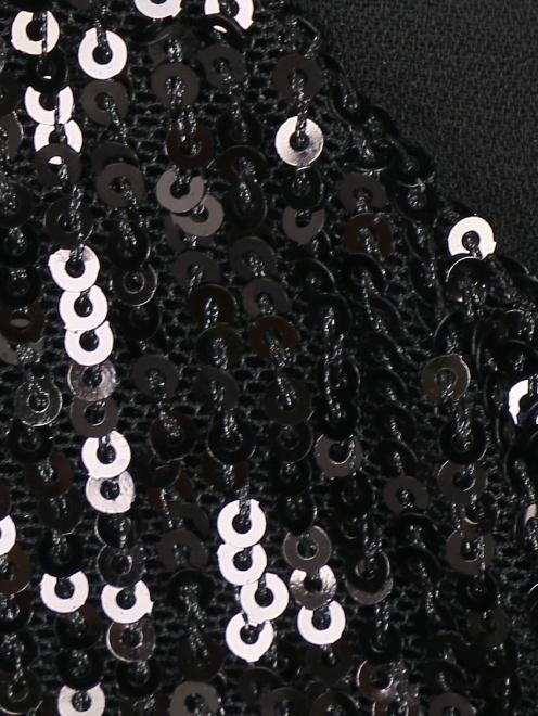 Платье из ткани в пайетках - Деталь1