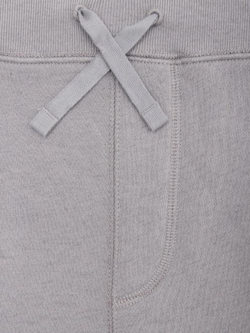 Брюки трикотажные с карманами Burberry - Деталь1