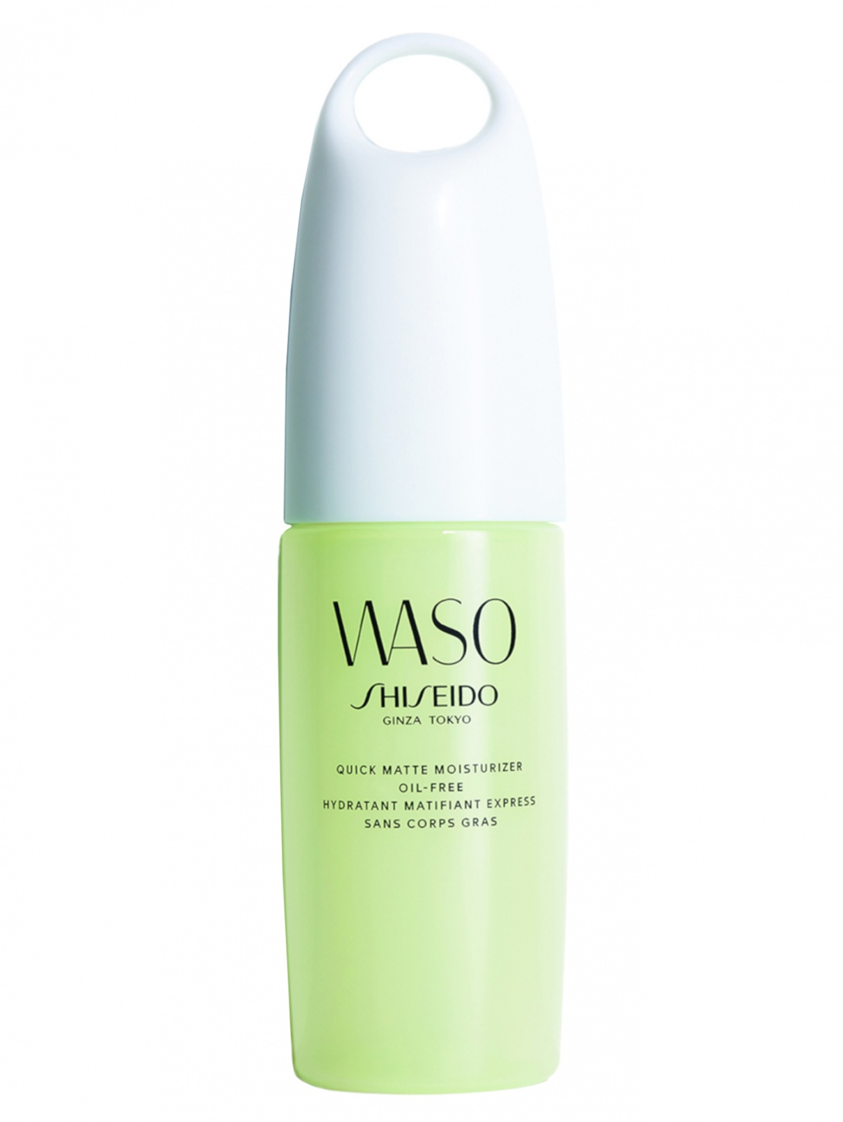 SHISEIDO WASO Мгновенно матирующая увлажняющая эмульсия, 75 мл Shiseido  –  Общий вид