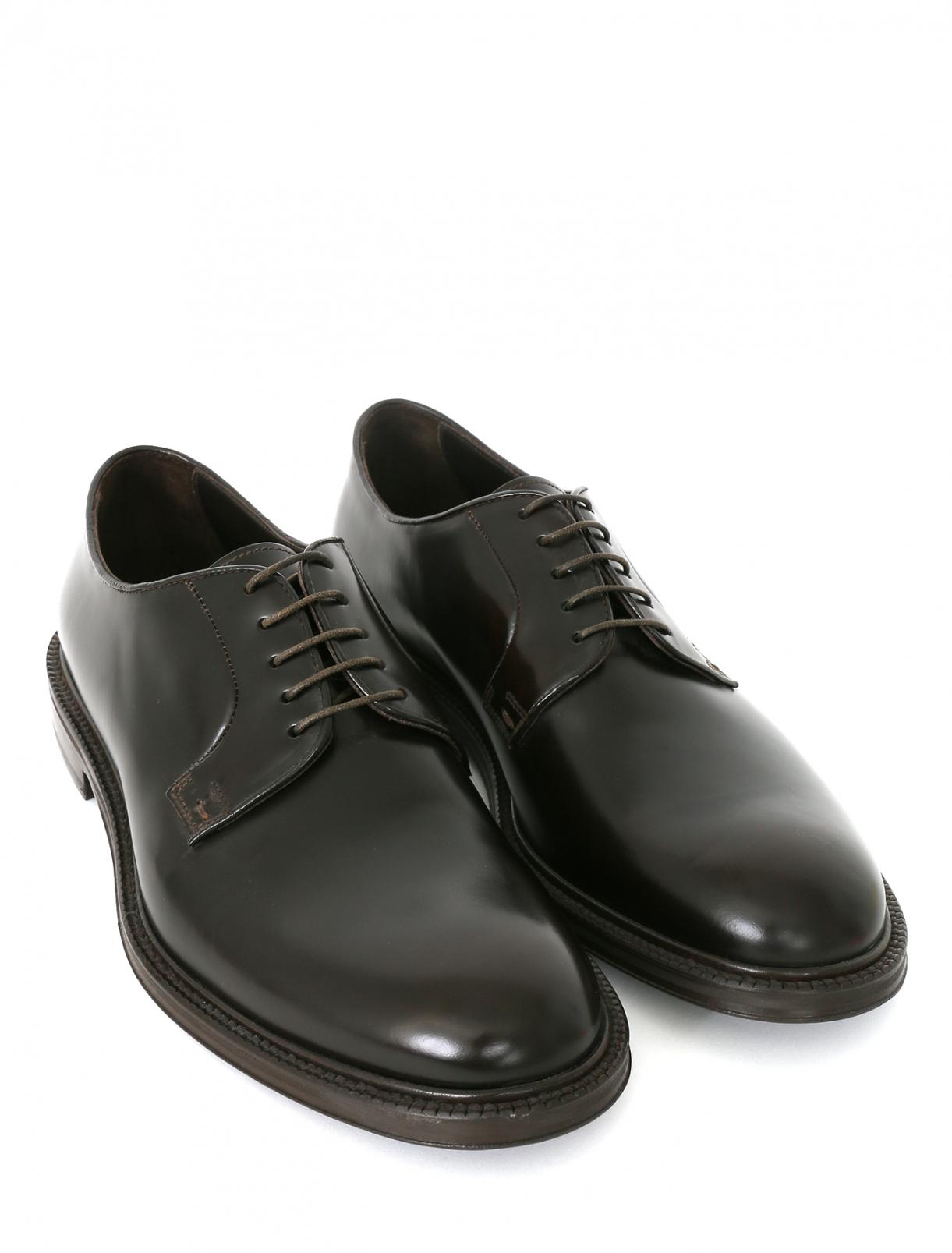Туфли из кожи Pal Zileri  –  Общий вид