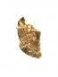 Серьги позолоченные из металла Ringstone  –  Обтравка2
