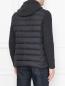 Куртка пуховая на молнии Moorer  –  МодельВерхНиз1
