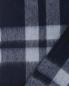 Шарф из шерсти с узором Begg&Co  –  Деталь1