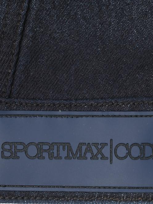 Куртка джинсовая из хлопка Max Mara - Деталь1