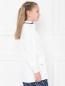 Ветровка удлиненная с капюшоном Givenchy  –  МодельВерхНиз2