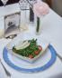 Салат «Медитерано» BoscoCafe  –  Общий вид