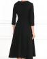 Платье-миди с вышивкой и рукавом 3/4 Vivetta  –  Модель Верх-Низ1