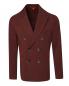 Двубортный пиджак из хлопка Barena  –  Общий вид