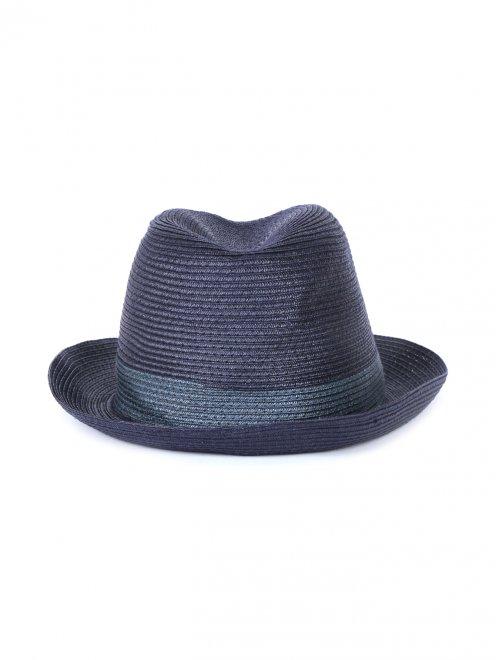 Шляпа однотонная - Обтравка2