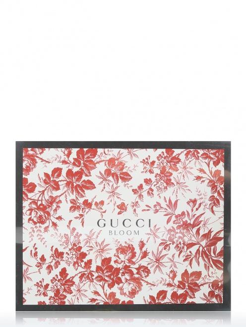 Набор XMAS'18 Gucci Bloom Gucci - Обтравка2