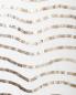 Накидка, декорированная паетками Jenny Packham  –  Деталь