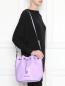 Сумка на плечевом ремне Armani Jeans  –  МодельВерхНиз