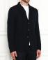 Пиджак из смешанной шерсти с карманами Barena  –  МодельВерхНиз