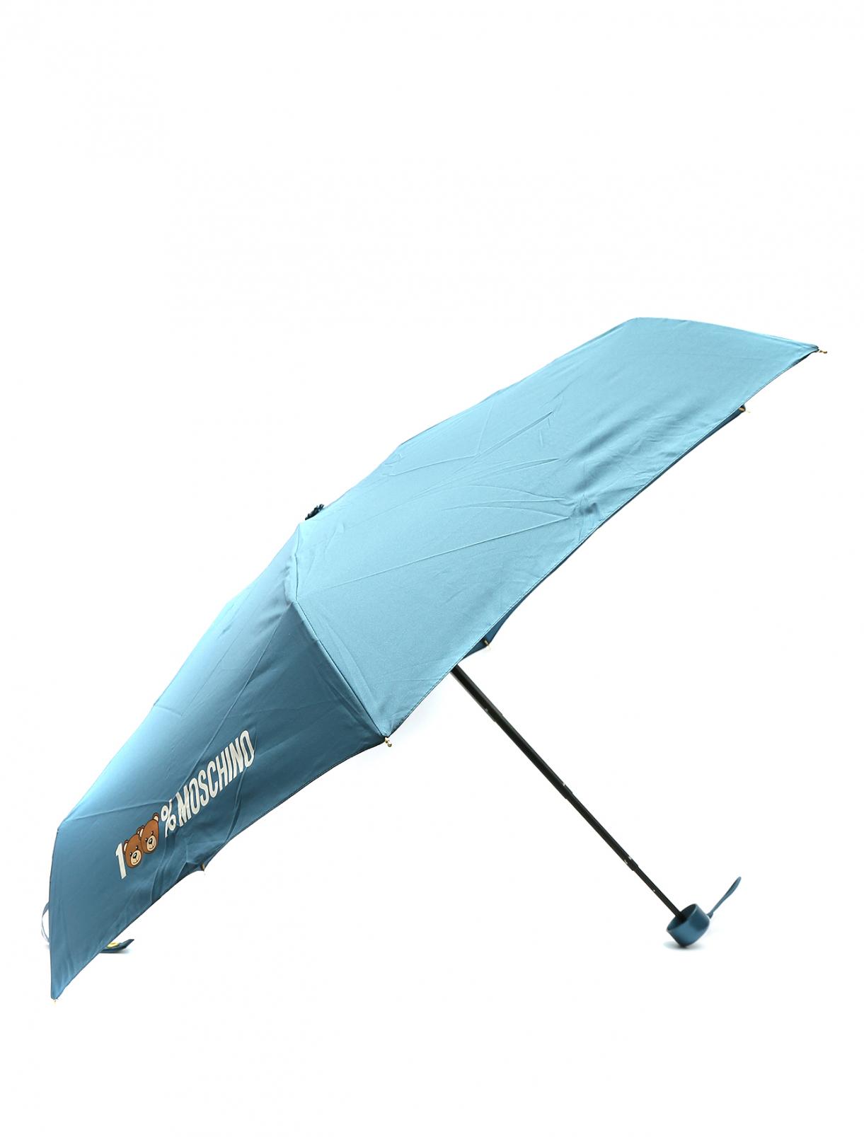 Зонт автоматический в чехле Moschino  –  Общий вид