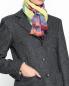 Шарф из кашемира и шелка с цветочным узором Etro  –  МодельВерхНиз