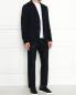 Пиджак из смешанной шерсти с карманами Barena  –  МодельОбщийВид