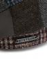 Кепка из шерсти и хлопка с узором Stetson  –  Деталь