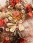 Ободок, декорированный перьями и вышивкой Antonio Marras  –  Деталь1
