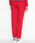 Спортивные брюки из хлопка на резинке и боковыми карманами Bosco Sport  –  МодельВерхНиз1