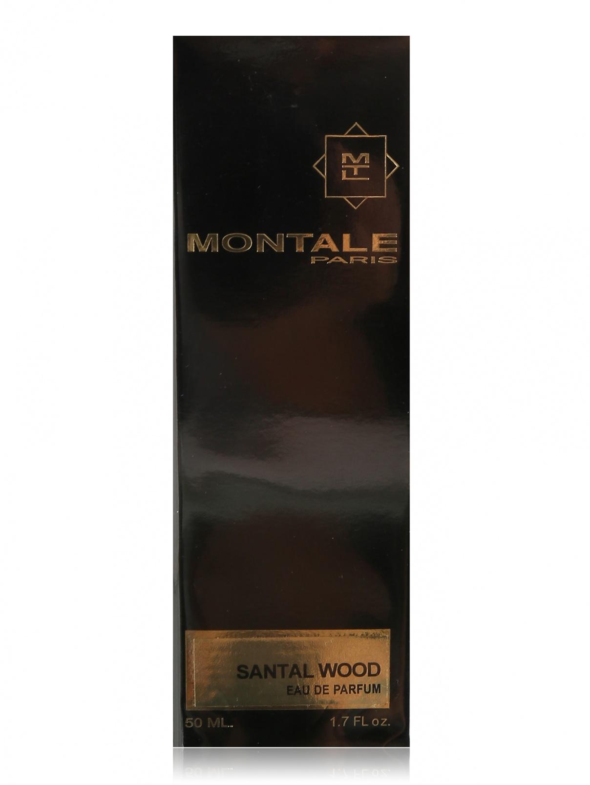 Парфюмерная вода 50 мл Santal Wood Montale  –  Общий вид