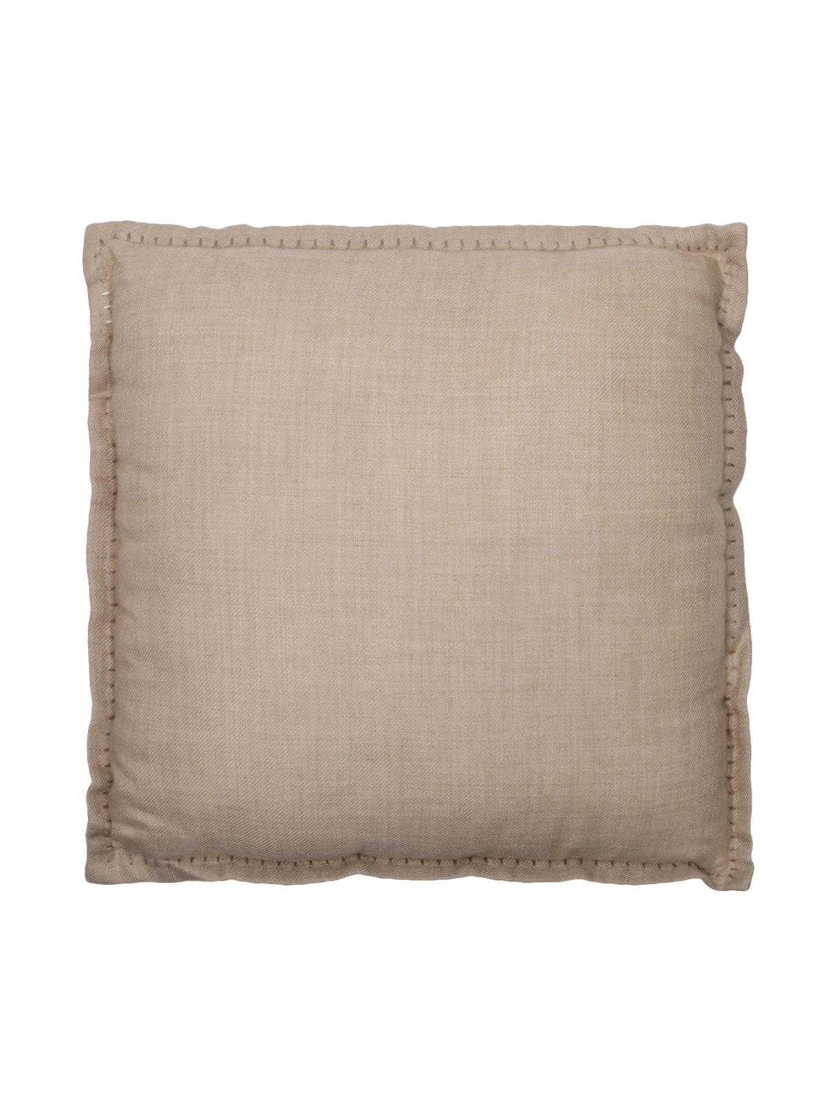 Подушка из кашемира и шелка 40 x 40 Agnona  –  Общий вид