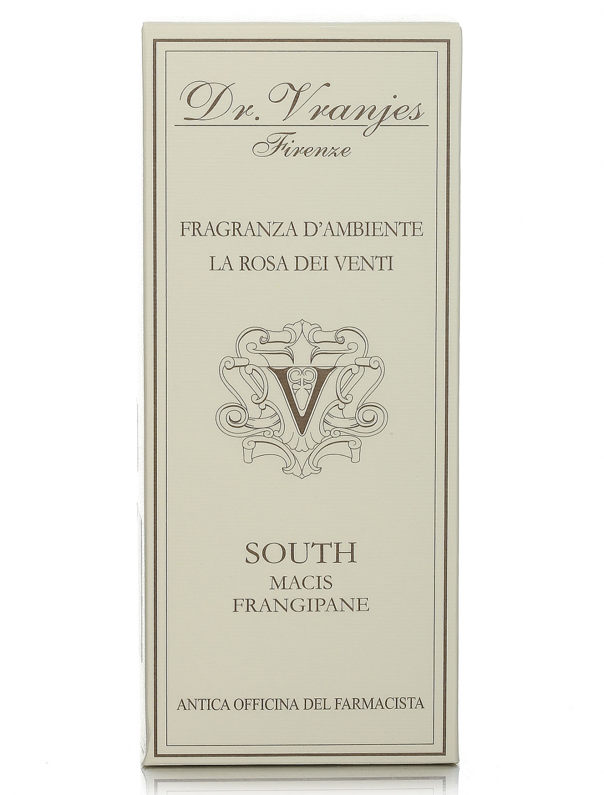 Ароматизатор воздуха South - Home Fragrance, 250ml Dr. Vranjes  –  Модель Общий вид