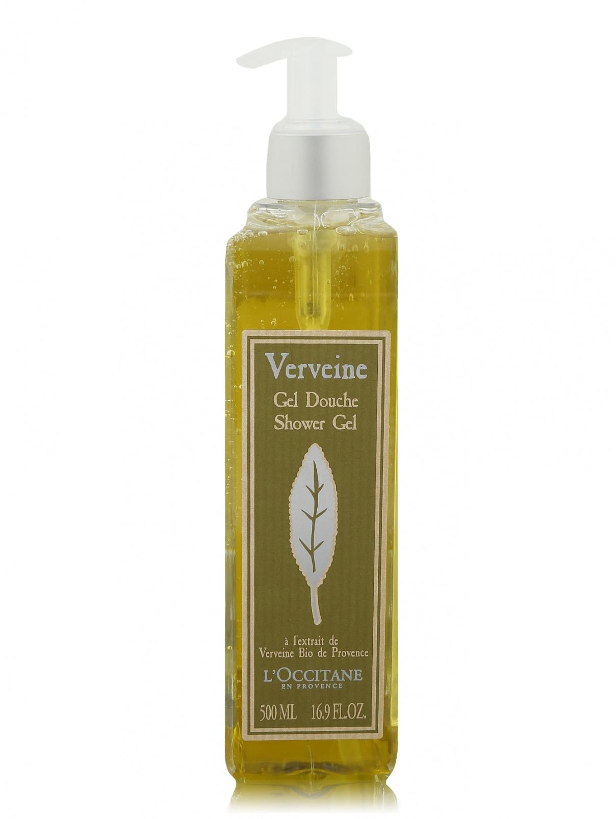Гель для ванн и душа Вербена 500 мл Verbena L'Occitane  –  Общий вид