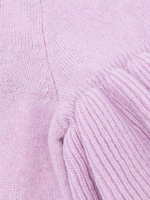 Платье из шерсти - Деталь1