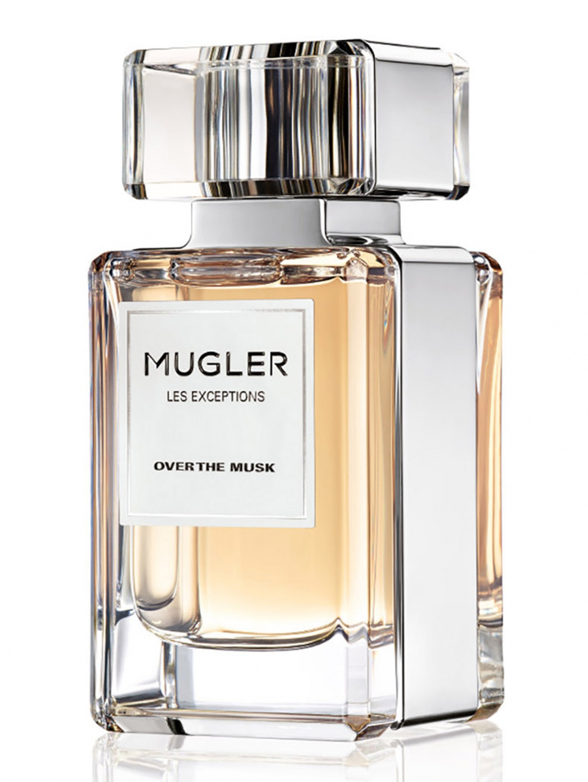Парфюмерная вода Over The Musc 80мл Les Exception Thierry Mugler  –  Общий вид