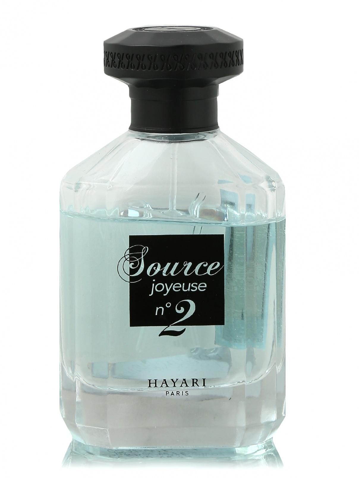 Туалетная вода 70 мл Source Joyeuse №2 Hayari Parfums  –  Общий вид