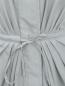 Платье с драпировкой Alberta Ferretti  –  Деталь