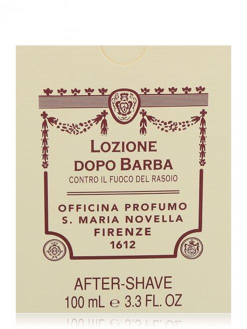Лосьон после бритья ПАЧУЛИ 100 мл Face Care Santa Maria Novella - Обтравка2