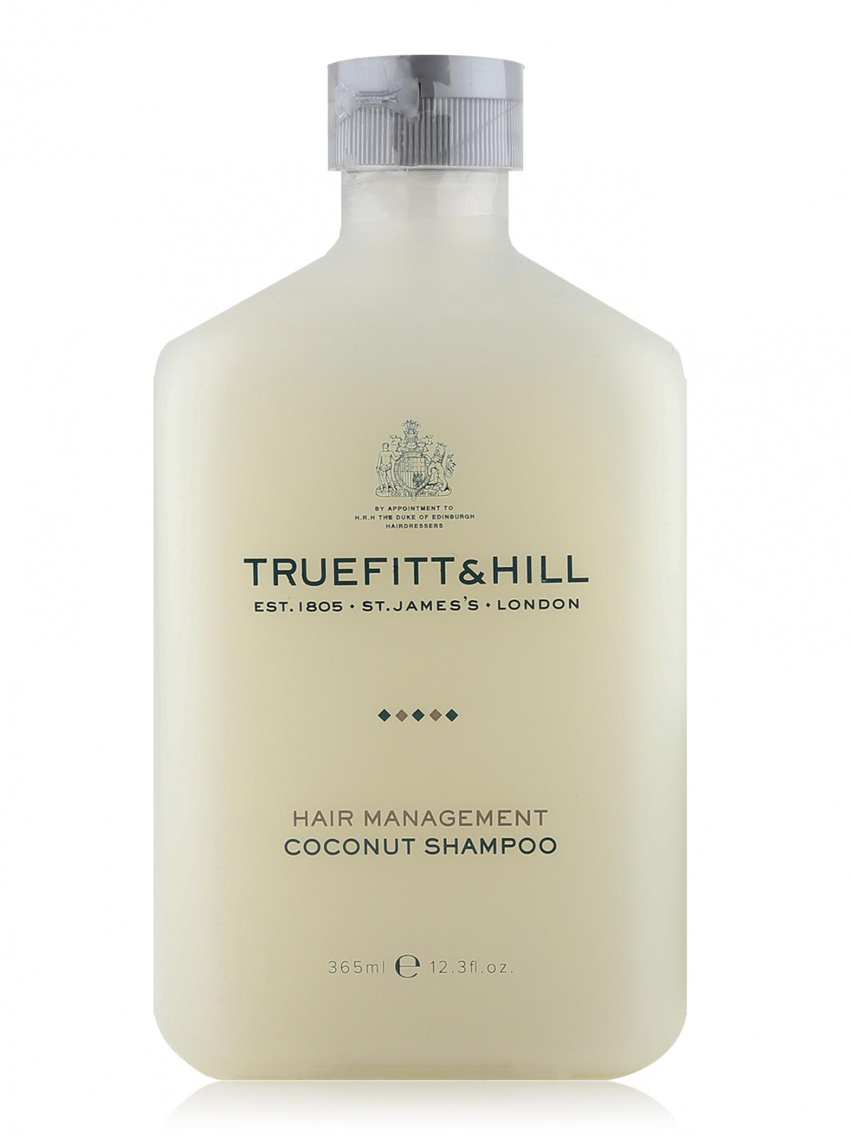 Шампунь для чувствительной кожи головы - Coconut shapoo, 365ml Truefitt & Hill  –  Общий вид